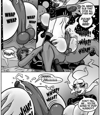 The Black Comet Pirates – Lit comic porn sex 026