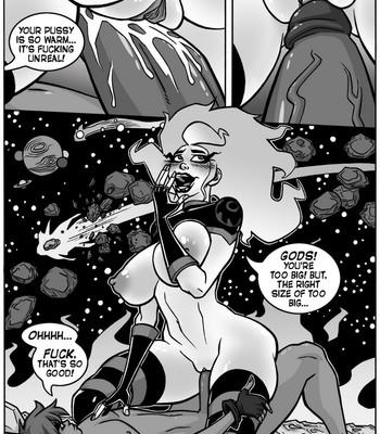 The Black Comet Pirates – Lit comic porn sex 029