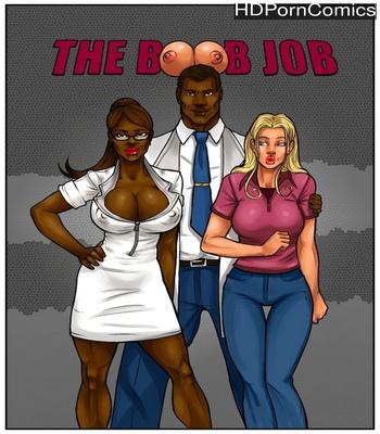 Porn Comics - The Boob Job 1
