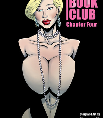 Porn Comics - The Book Club 4