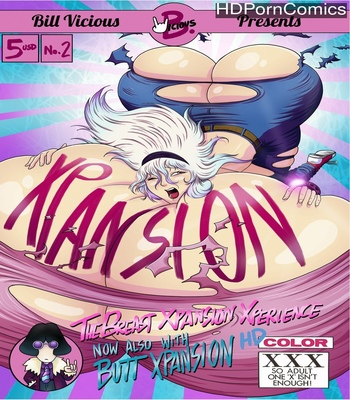 Porn Comics - The Breast Xpansion Xperience 2