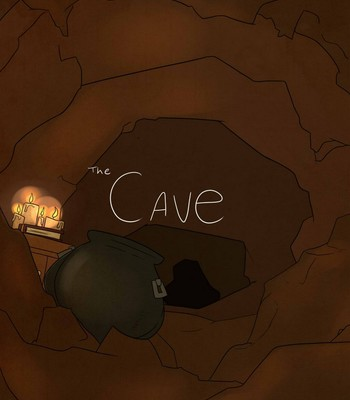 Porn Comics - The Cave