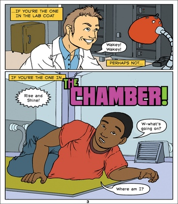 The-Chamber 4 free sex comic