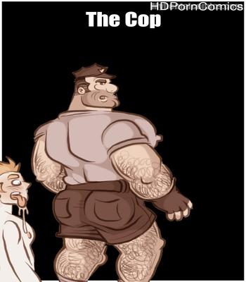 Porn Comics - The Cop