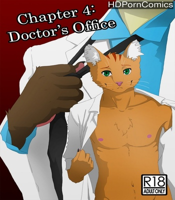 Porn Comics - The Copulatory Tie 4 – Doctor's Office
