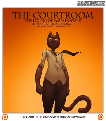 Porn Comics - The Courtroom