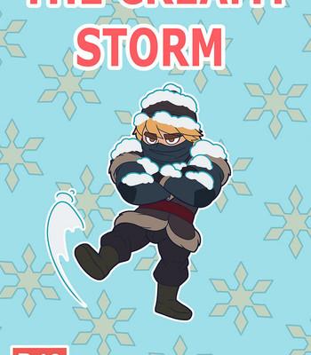 Porn Comics - The Creamy Storm