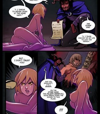The Cummoner 11 - Wetwork comic porn sex 015