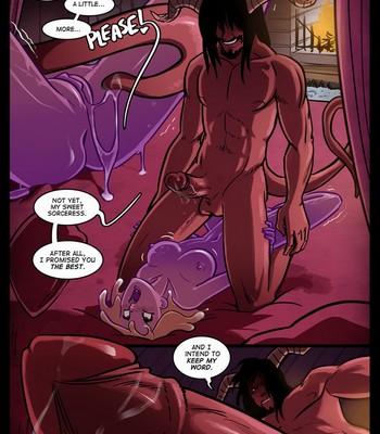 The Cummoner 11 - Wetwork comic porn sex 027