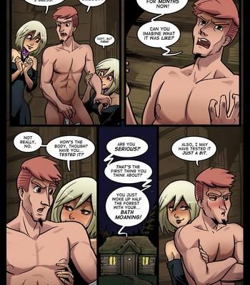 The Cummoner 13 - The apprentice comic porn sex 031