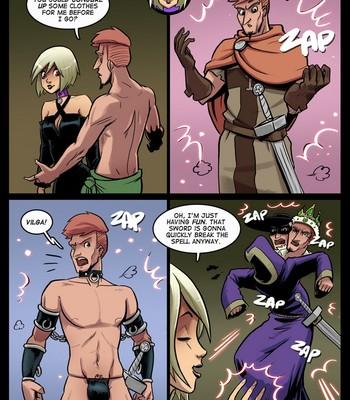 The Cummoner 13 – The apprentice comic porn