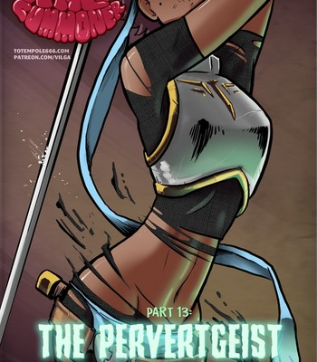 Porn Comics - The Cummoner 14 – The Pervertgeist