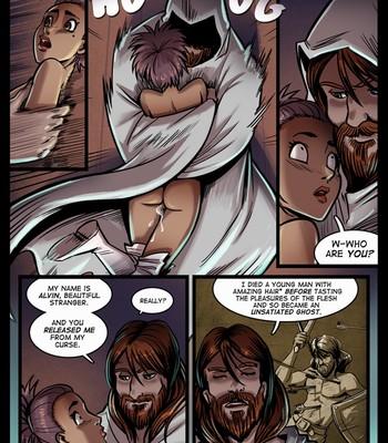 The Cummoner 14 - The Pervertgeist comic porn sex 022