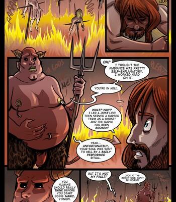The Cummoner 14 – The Pervertgeist comic porn