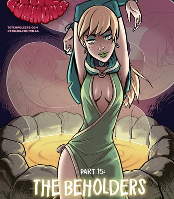 Porn Comics - The Cummoner 15 – The Beholders