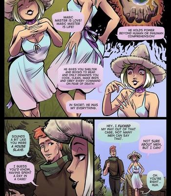 The Cummoner 19 - The Second Cumming comic porn sex 004