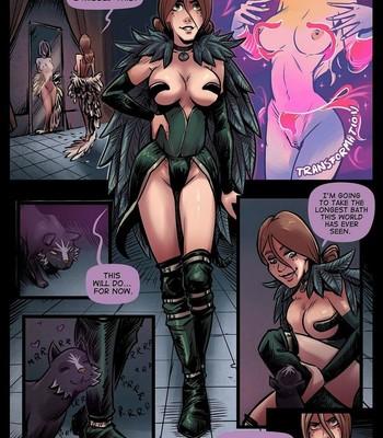 The Cummoner 19 - The Second Cumming comic porn sex 006