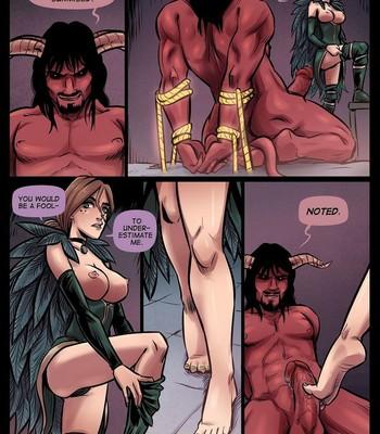 The Cummoner 19 - The Second Cumming comic porn sex 019