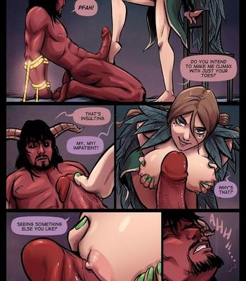 The Cummoner 19 - The Second Cumming comic porn sex 020