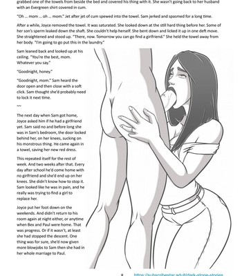 The Dark Stone 2 comic porn sex 007