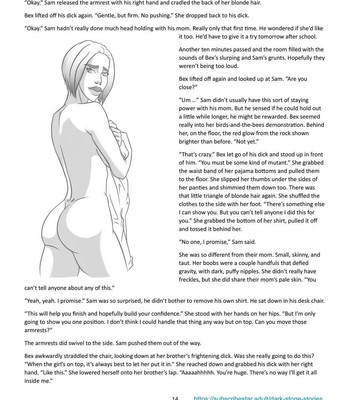 The Dark Stone 3 comic porn sex 013