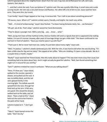 The Dark Stone 4 comic porn sex 010