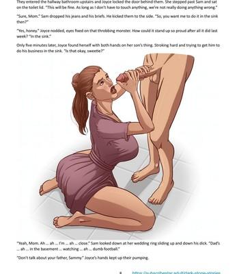 The Dark Stone 5 comic porn sex 007
