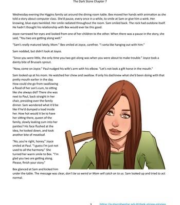 The Dark Stone 7 comic porn sex 002