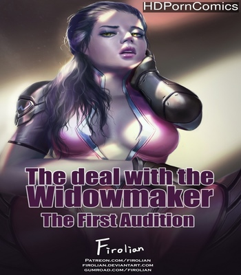 Porn Comics - The Deal With The Widowmaker – The First Audition