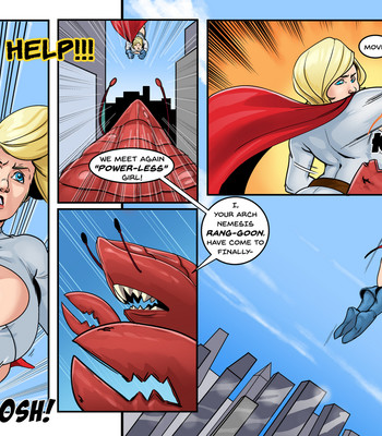 The Developing Adventures Of Golden Girl 1 - Protector Of Platinum City comic porn sex 011