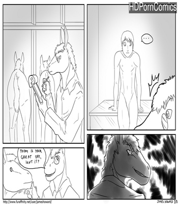 Porn Comics - The Doctor Will See You