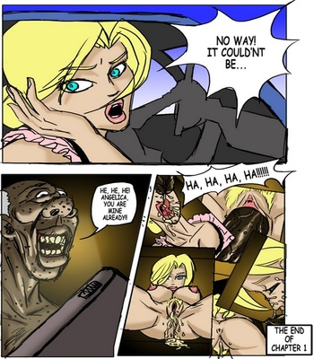The Doll 1 comic porn