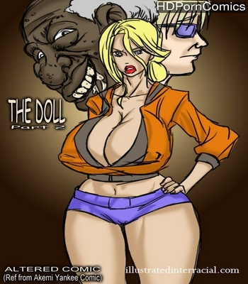 Porn Comics - The Doll 2