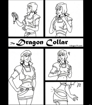Porn Comics - The Dragon Collar