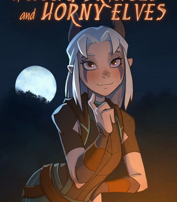 Porn Comics - The Dragon Prince Of Hung Princes And Horny Elves