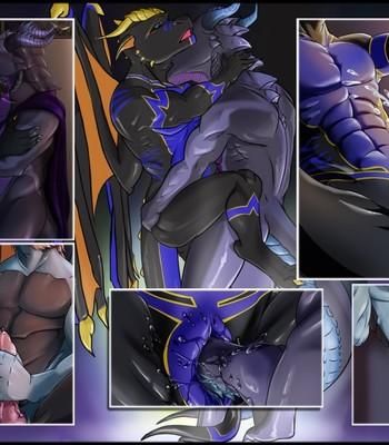 The Dragon's Guest comic porn sex 002
