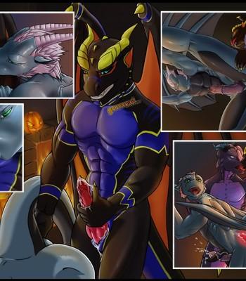 The Dragon's Guest comic porn sex 003