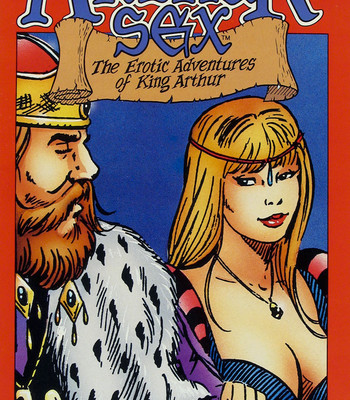 Porn Comics - The Erotic Adventures Of King Arthur – The Royal Conquest 1