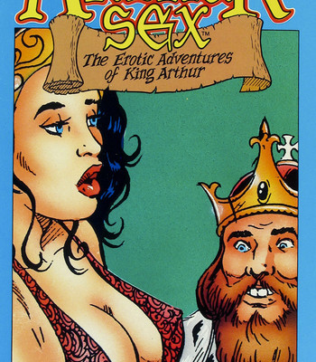 Porn Comics - The Erotic Adventures Of King Arthur – The Royal Conquest 2