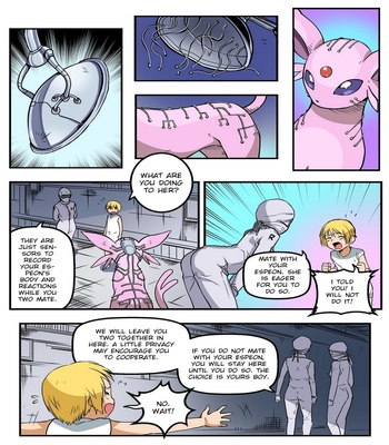 The-Experiment 15 free sex comic