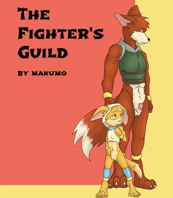 Porn Comics - The Fighter's Guild 1