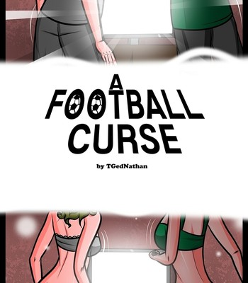 Porn Comics - The Football Curse