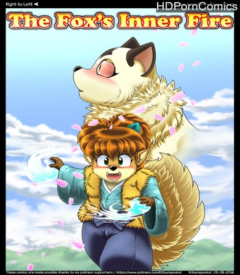 Porn Comics - The Fox's Inner Fire (Furry)