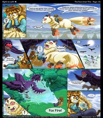 The-Fox-s-Inner-Fire-Furry 2 free sex comic