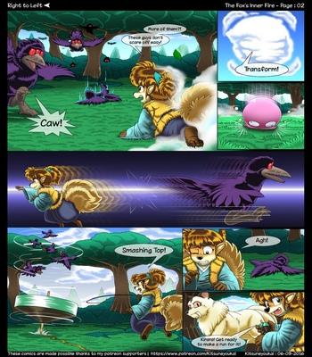 The-Fox-s-Inner-Fire-Furry 3 free sex comic