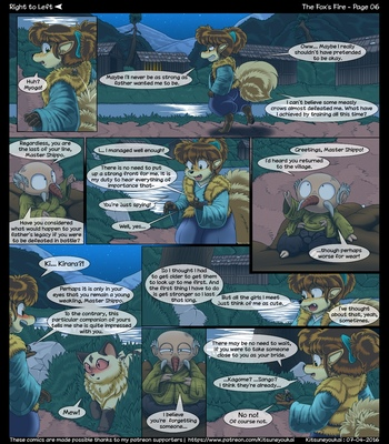 The-Fox-s-Inner-Fire-Furry 7 free sex comic