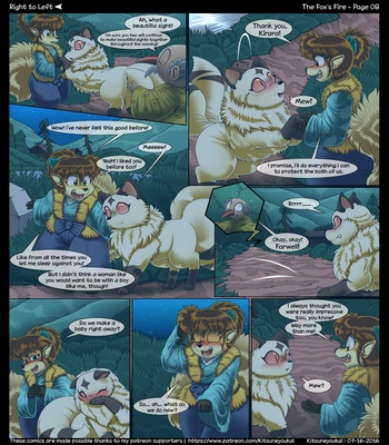 The-Fox-s-Inner-Fire-Furry 9 free sex comic