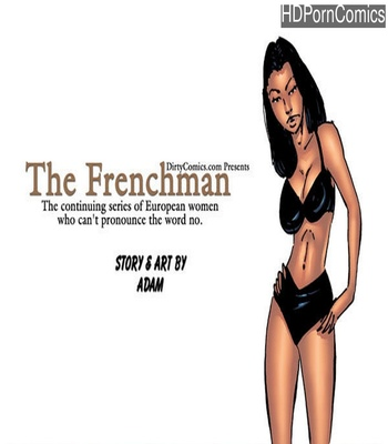 Porn Comics - The Frenchman 2