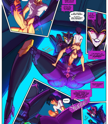 The Full Course comic porn sex 007