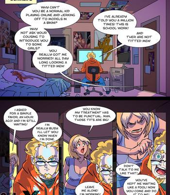 The Futa CompleXXX S2 comic porn sex 007